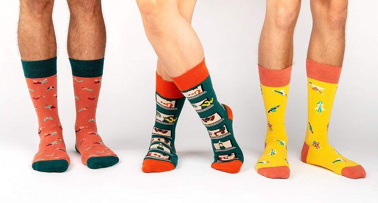 This New Sockwear Brand is Reimagining Dress Socks