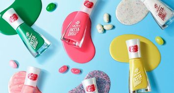 These Sally Hansen x JellyBelly Polishes Will be Inspo for Your Spring Mani