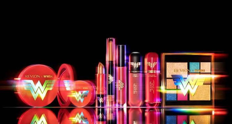 The new Revlon x Wonder Woman 1984 Collection Will Bring Out Your Inner Hero