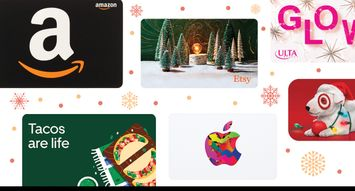 The Top Virtual Gift Cards—AKA: Possibly The Best Gift You Can Give This Year