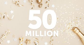 We're Almost at 50 Million Reviews — Are You As Excited as We Are?!