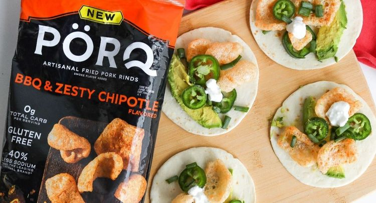 Our PÖRQ Snacks VoxBox Takes Snacking To A New – And Healthier – Level