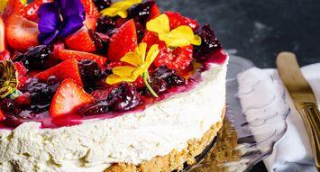 5 Ways to Make Your Cheesecake Dairy-Free
