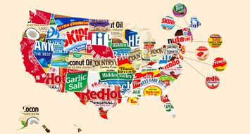 Influensters Know the Most Popular Condiment in Each State