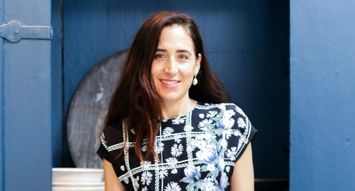 April Gargiulo Reveals How a Background In Winemaking Led Her to Beauty