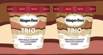 We're Drooling Over Häagen-Dazs New Trios