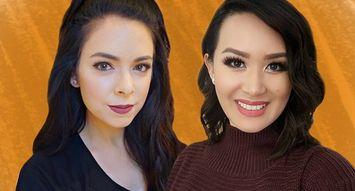 How to Apply False Lashes Like a Beauty Vlogger