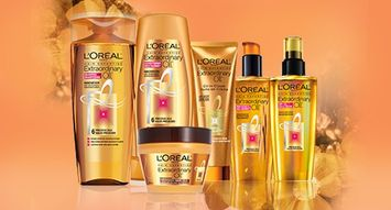 Why Canadian Influensters Are Going Crazy For: L'Oreal Paris Hair Expertise Extraordinary Oil