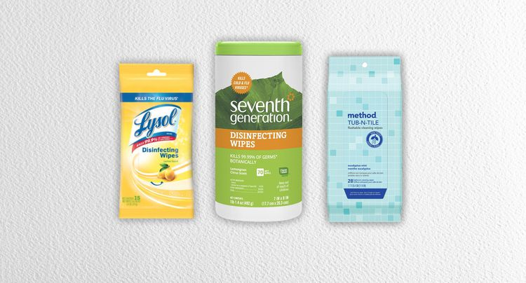 The Best Disinfecting Wipes: 994K Reviews