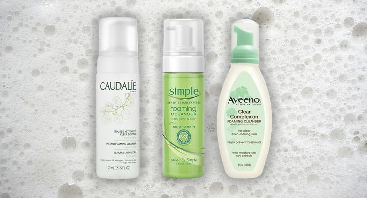 Top Rated Foam Cleansers