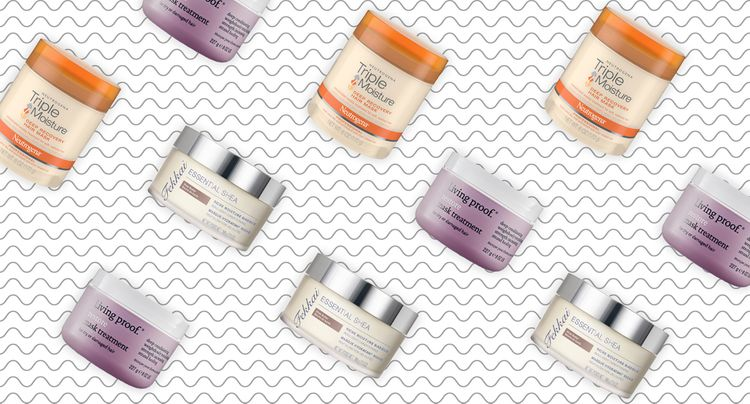 The Best Hair Masks to #TreatYourself