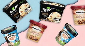 The Best Cookie Dough Ice Creams