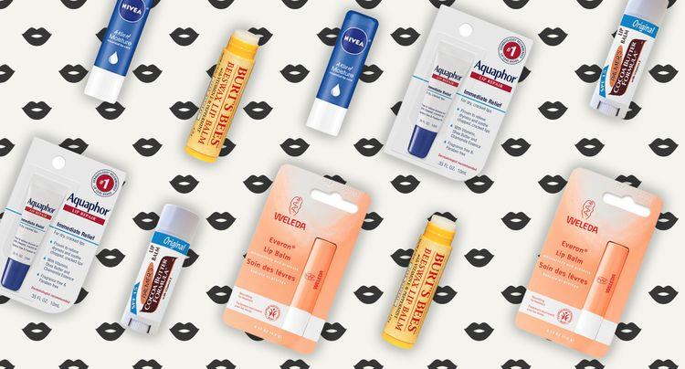 The Best Drugstore Lip Balms