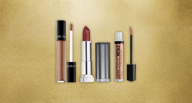 The Best Metallic Lipsticks