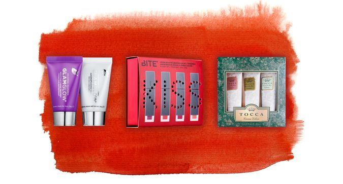 """<p>Got a little beauty lover in your life? We venture everyone knows one or two who count themselves as experts in the beauty space. Although they likely have every lipstick vault or 12-step K-beauty kit imaginable, that doesn't mean you can spoil them with some of their favorites in the form of little minis. And what better way to pick up some minis than via some stocking stuffers? We rounded up 10 of our favorite stocking stuffer-ready gifts for the beauty lover in your life.</p> <p style=""""text-align: center;""""><b>What will you be shopping this holiday season? Share below!</b></p>"""