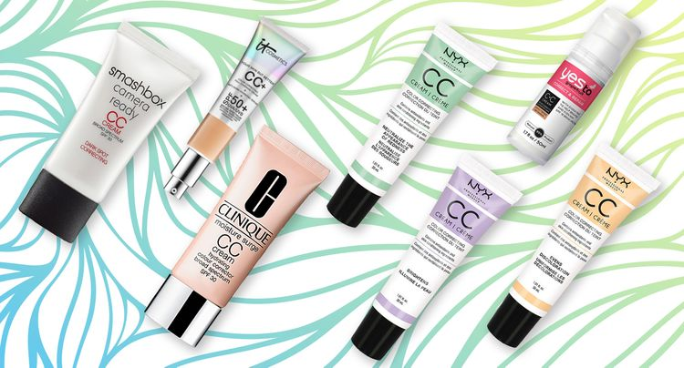 5 Top Rated CC Creams for Summer