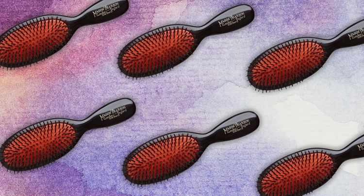 The Best Dupes for the Mason Pearson Hair Brush
