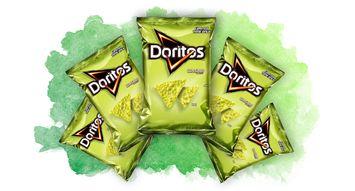 Let's Discuss: Wasabi Doritos