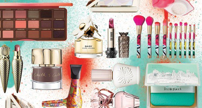 <p>We want our beauty products to be gorgeous when we apply them, but Instagram-worthy packaging doesn't hurt, either! Let's get real: Who hasn't made an awesome new beauty discovery thanks to a cute package that caught their eye? If you're looking for products that combine swoon-worthy packaging with top formulas, we've rounded up some that are meant to be displayed on your vanity—and your social feeds.</p>