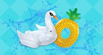 8 Top-Rated Pool Floats to Kick Off the Season