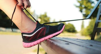 The 6 Top Rated Sneakers to Shop on National Running Day