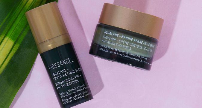 Big Skincare News: Biossance has a New Eye Cream