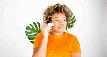 Two Ways to Beat Shiny Skin with MILK MAKEUP's Blur Stick