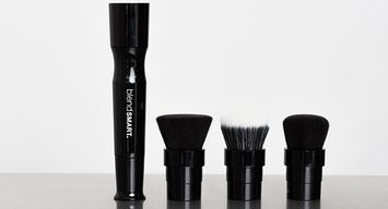 How to Get an Airbrushed Makeup Look with BlendSMART, Plus, Win a Starter Brush Set!