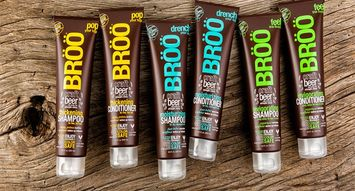 Weird Product Alert: Bröö Beer Shampoo