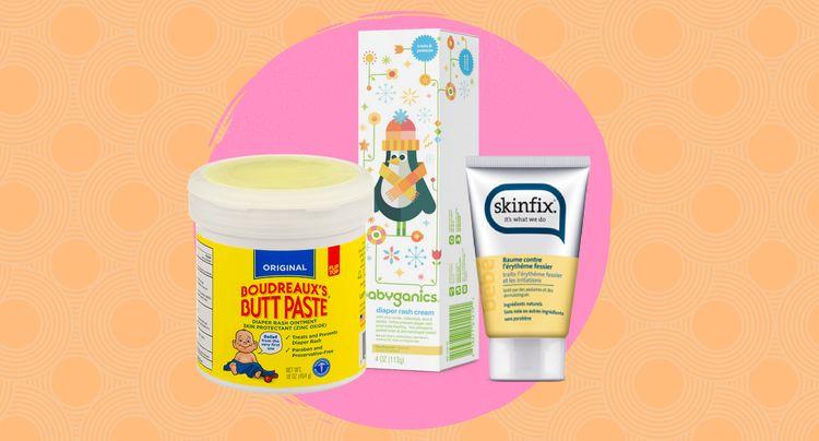 The Best Diaper Creams