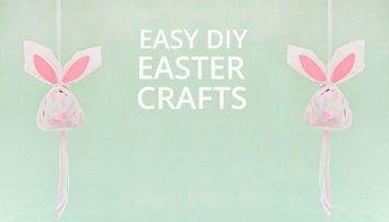 5 Fun Easter Crafts to Do with Your Kids
