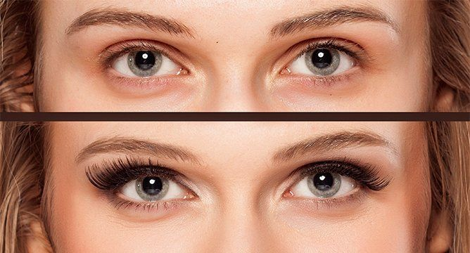 The Top Brands for False Lashes