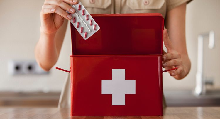 First Aid Kit Essentials for Every Home or Office