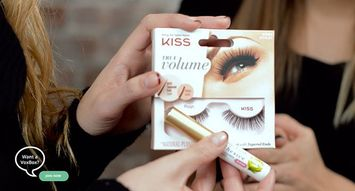 Beauty 101: How to Apply Fake Lashes + Giveaway!