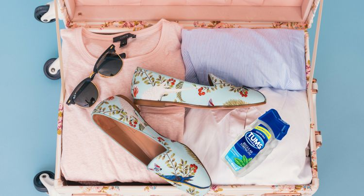 Traveling This Weekend? Pack These Items Along With Your Toiletries
