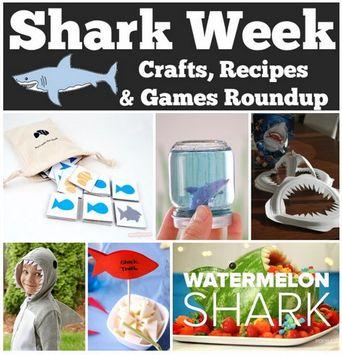 How MegaMoms Do Shark Week