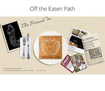 Off The Eaten Path: Mermaid Oyster Bar