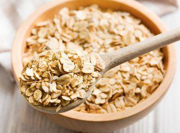Supercharged Oatmeal Energy Bars