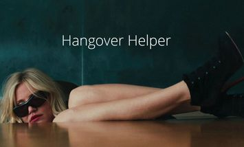 Influenster Playlist: Hangover Helper