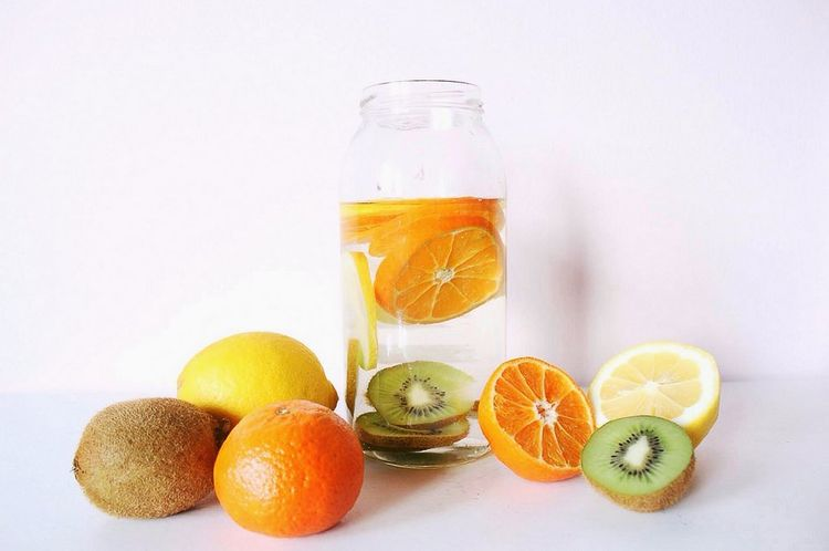 Detox and Hydrate with These Infused Waters