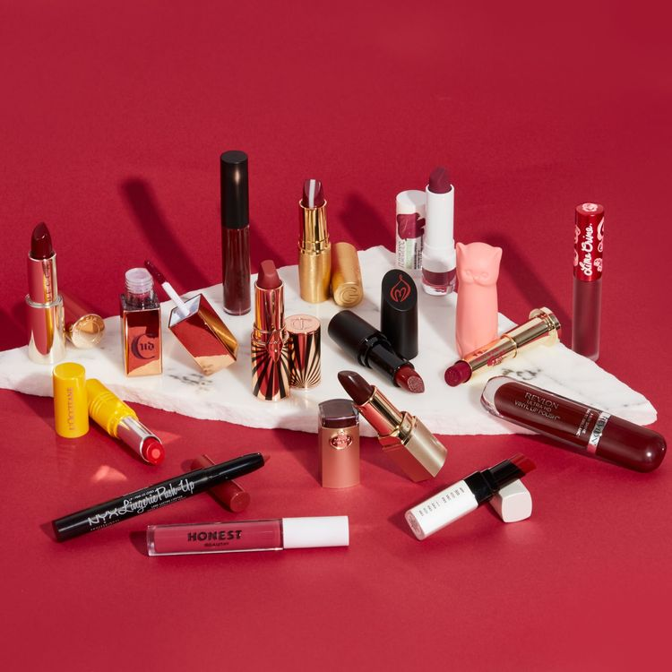 Wine-Hued Lippies to Pop Open and Try ASAP