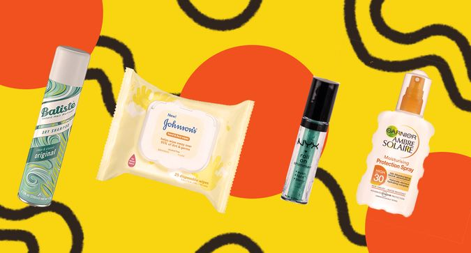 <p>Festival season is officially upon us! If you're heading to a music festival this summer, you need to make sure you pack all the right products to get you through. Whether you're camping or glamping, these beauty products will keep you looking (and feeling) your best for the entire weekend.</p> <p><strong>Check out thesemust haves and let us know what you bring to a festival in the comments below.</strong></p>
