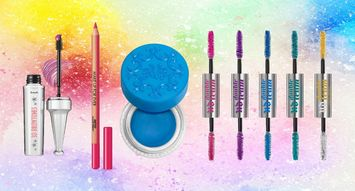 The Best Products to Master the Colorful Eye & Brow Trend
