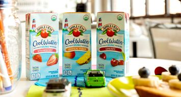 Healthy Snacking Just Got Better With Apple & Eve