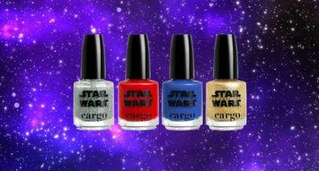 Star Wars Nail Polish is Here