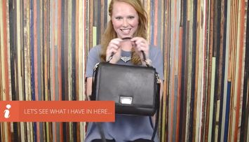 What's inside our bag? Amazing new products, of course!
