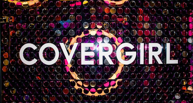 COVERGIRL's First-Ever NYC Store Makes it Worth Going to Times Square