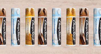 ChapStick's News S'mores Collection is Just Like Summer Camp