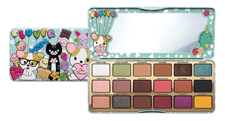 Too Faced's New Palette Might be the Cutest Thing You See All Day