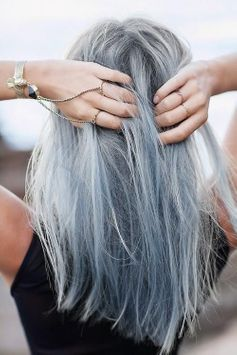 To DYE for! Unconvential Hair Colors
